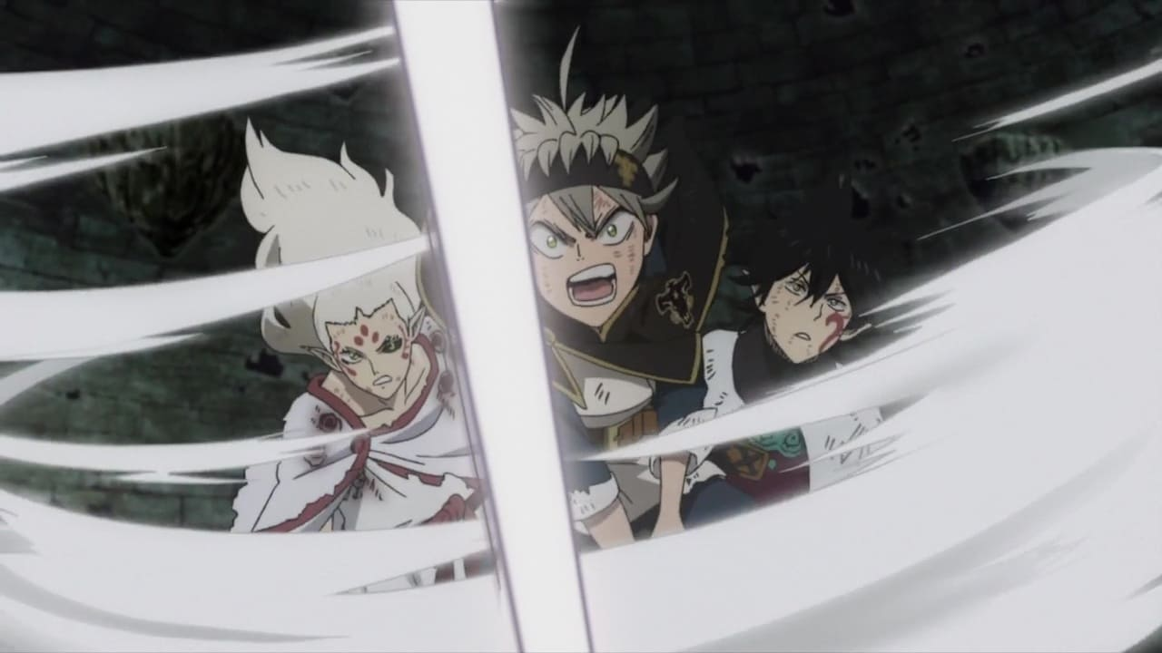 Black Clover - Season 1 Episode 118 : A Reunion Across Time and Space