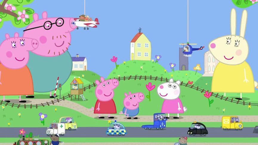 Peppa Pig Season 5 :Episode 51  Tiny Land