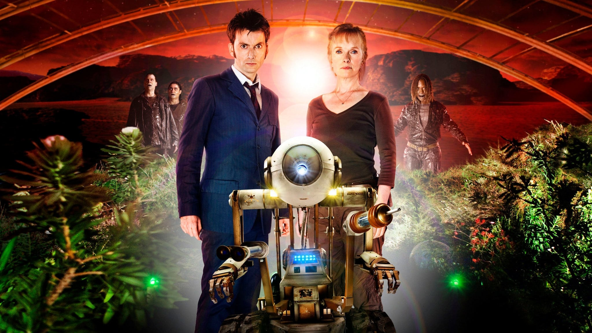 Doctor Who Season 0 :Episode 14  The Waters of Mars