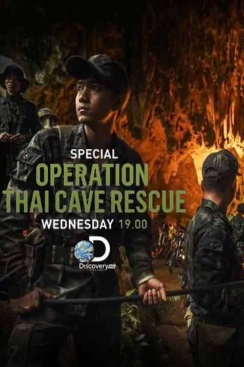 Operation Thai Cave Rescue (2018)
