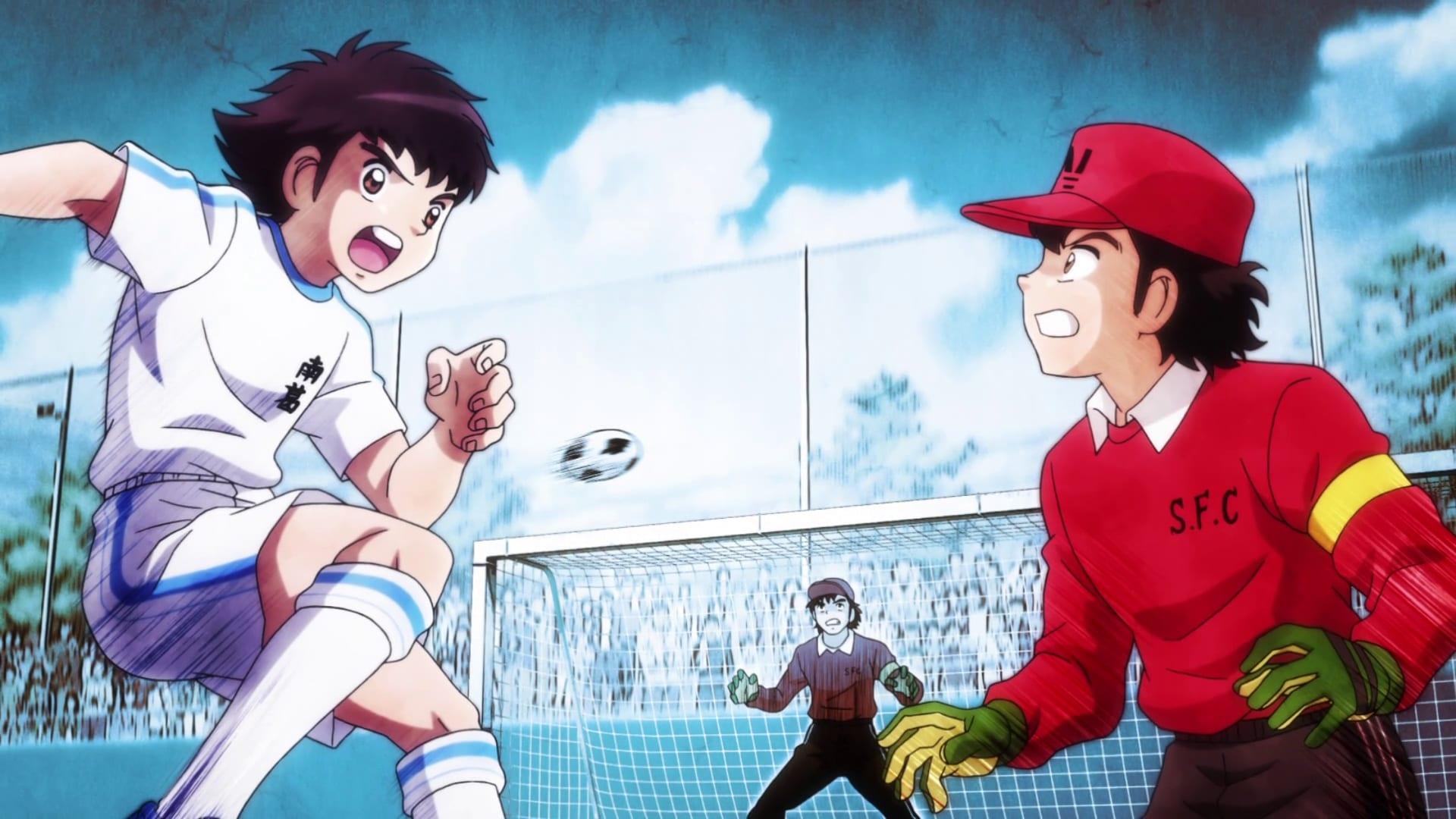 Captain Tsubasa Fantasista Tsubasa 2018 Backdrops Stills