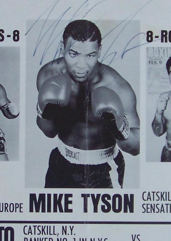 Mike Tyson vs. Hector Mercedes