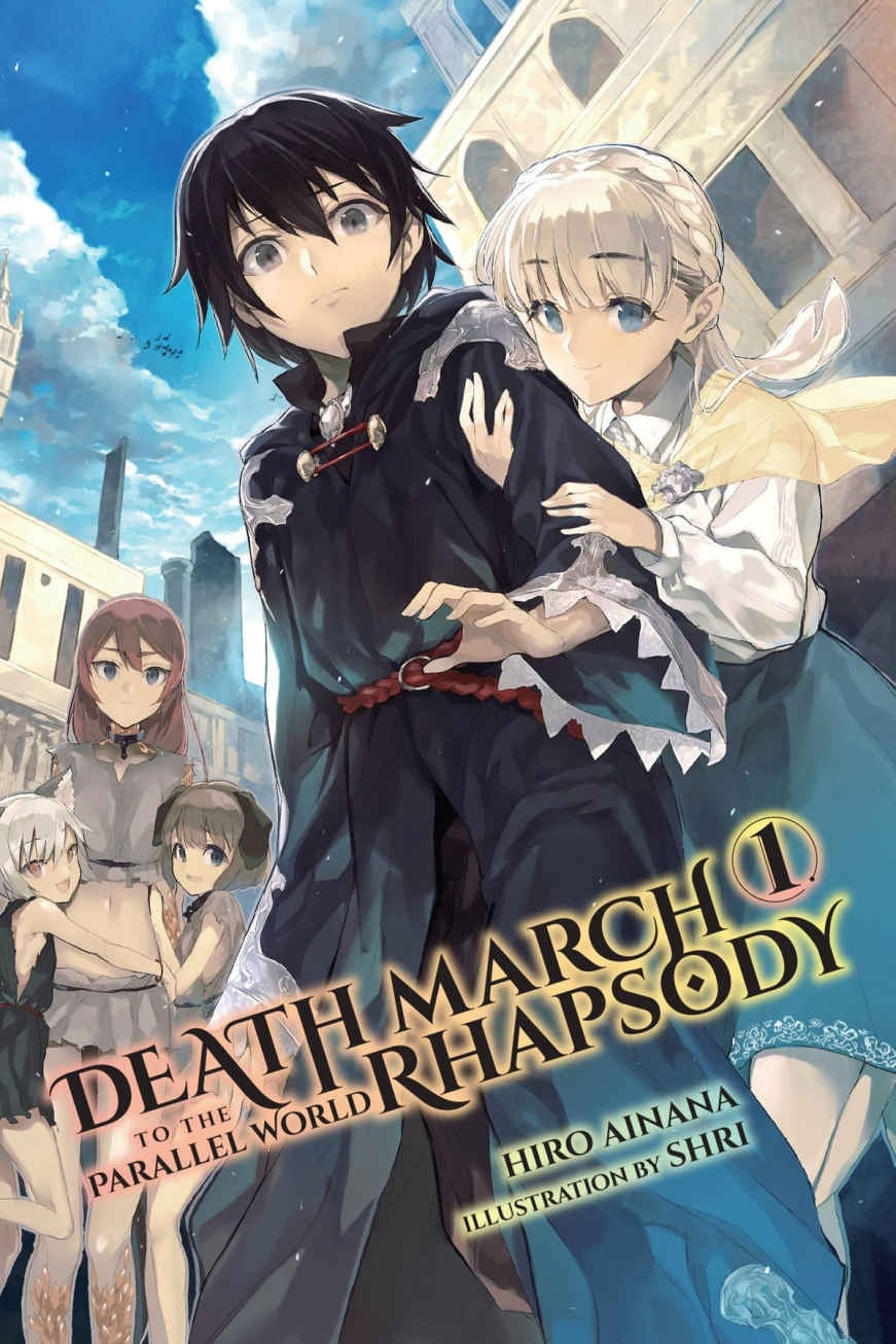 Death March to the Parallel World Rhapsody (2018)