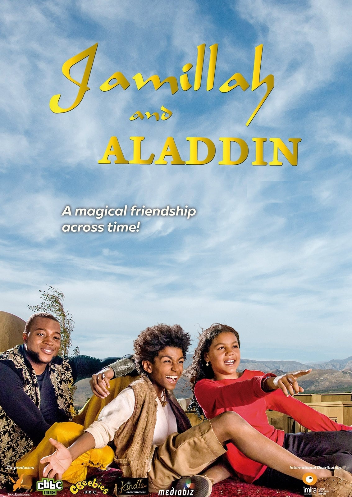 Jamillah And Aladdin (2015)