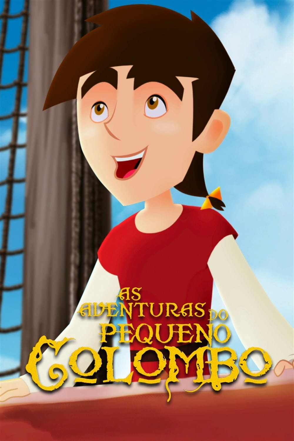 As Aventuras do Pequeno Colombo (2015)