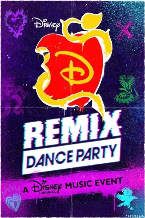 Descendants Remix Dance Party (2020)