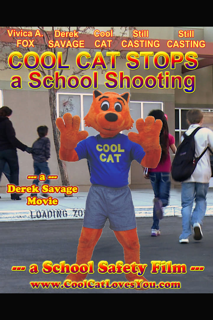 Ver Cool Cat Stops a School Shooting: A School Safety Film Online HD Español ()