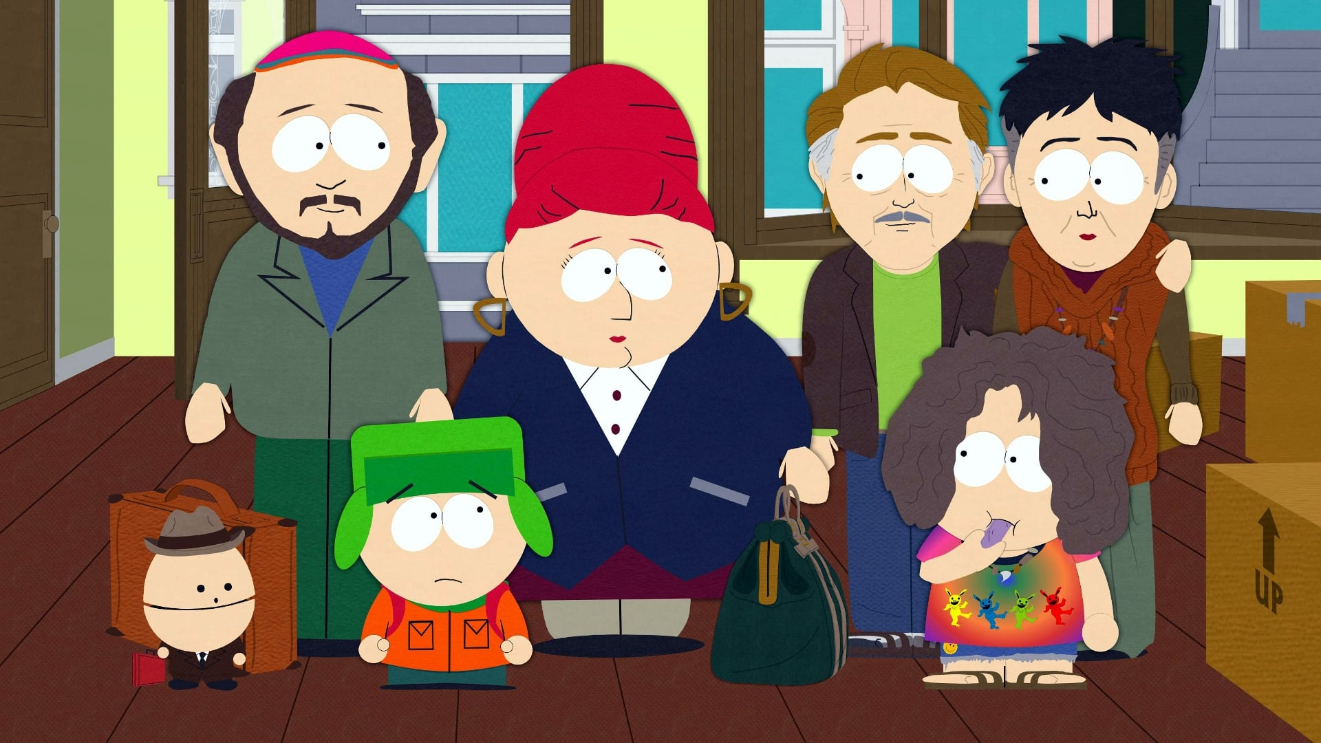 South Park Season 10 :Episode 2  Smug Alert