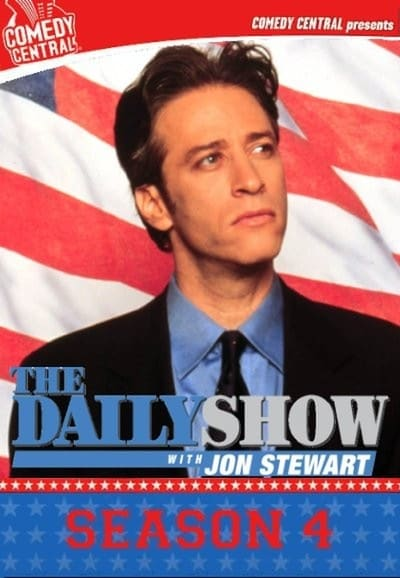 The Daily Show Season 4