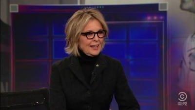 The Daily Show with Trevor Noah Season 17 :Episode 23  Diane Keaton