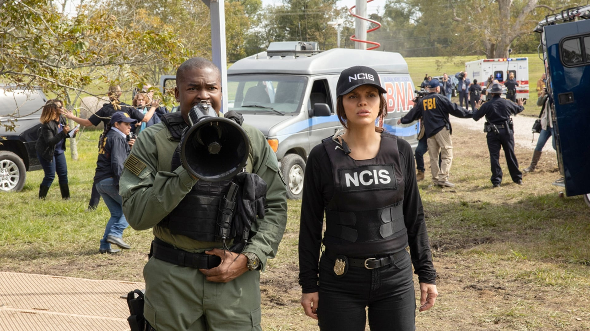 NCIS: New Orleans Season 6 :Episode 10  Requital
