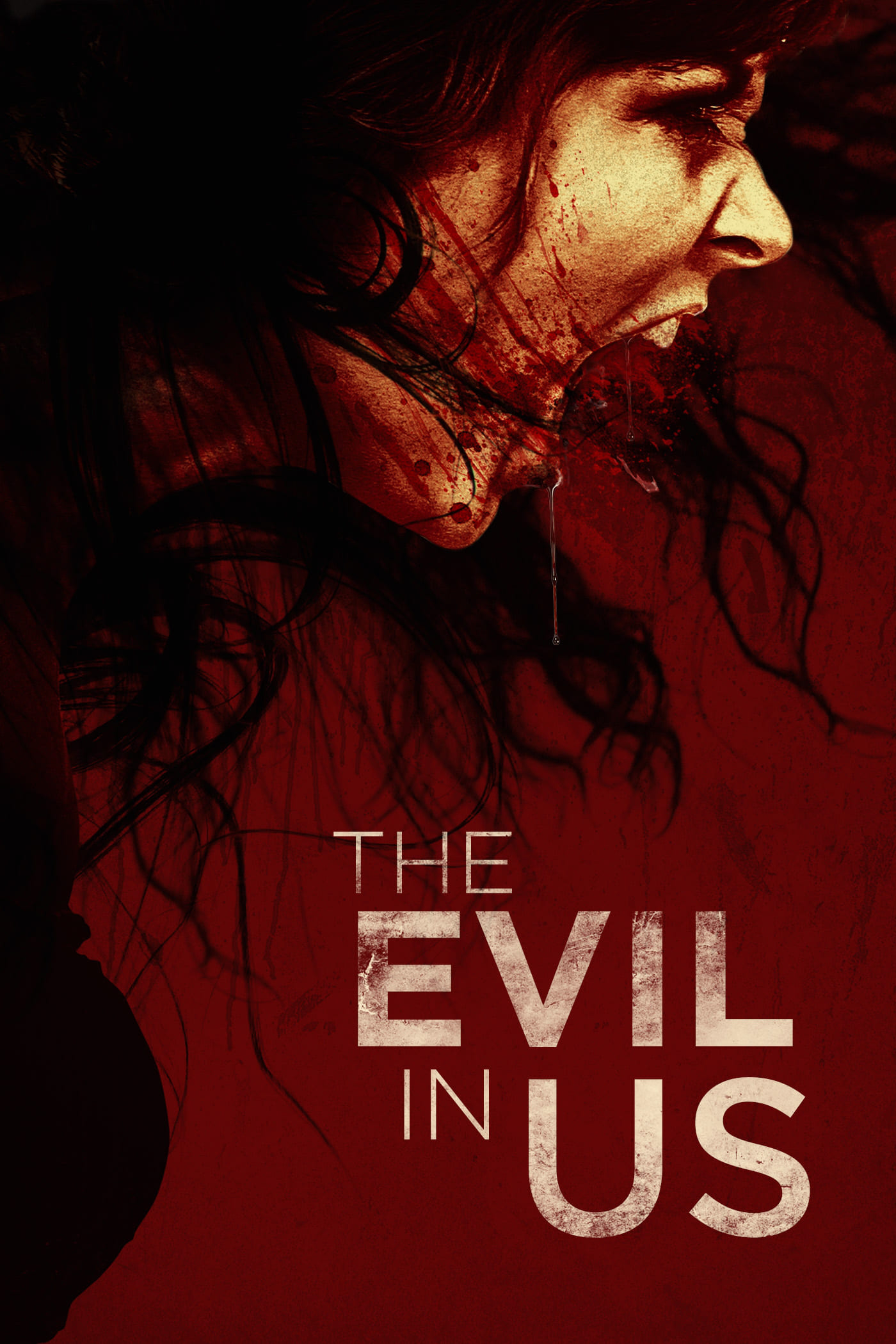 Póster The Evil in Us