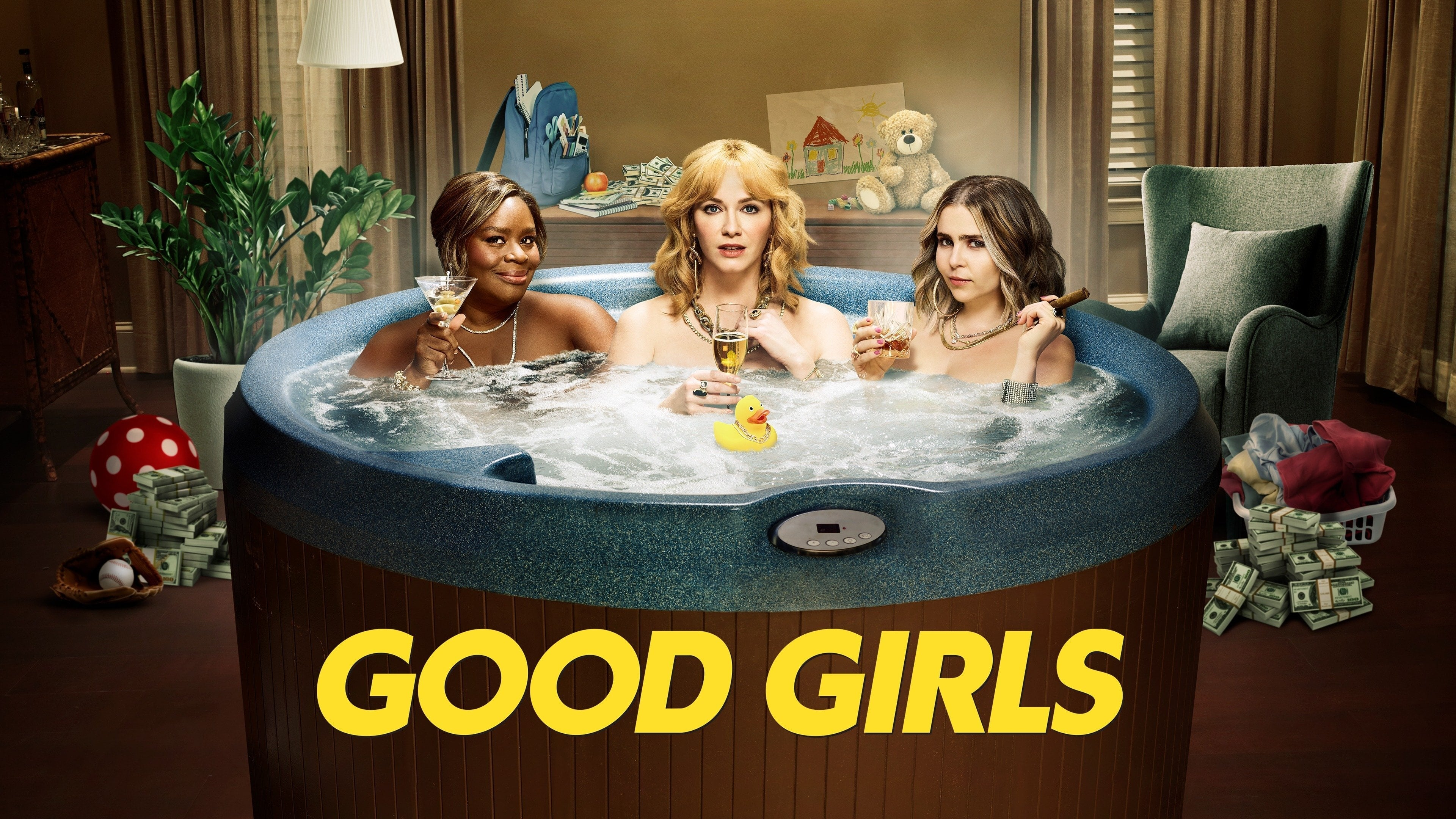 Good Girls - Season 4 Episode 6 : Grandma Loves Grisham