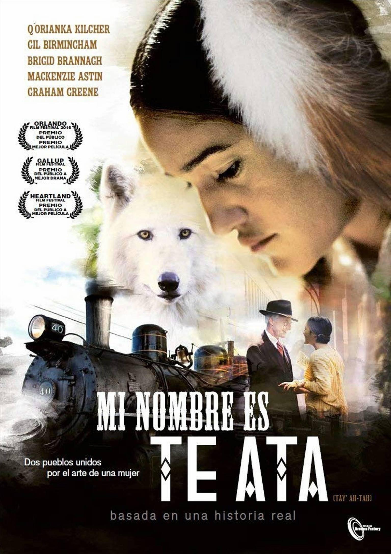 Póster Mi nombre es Te Ata