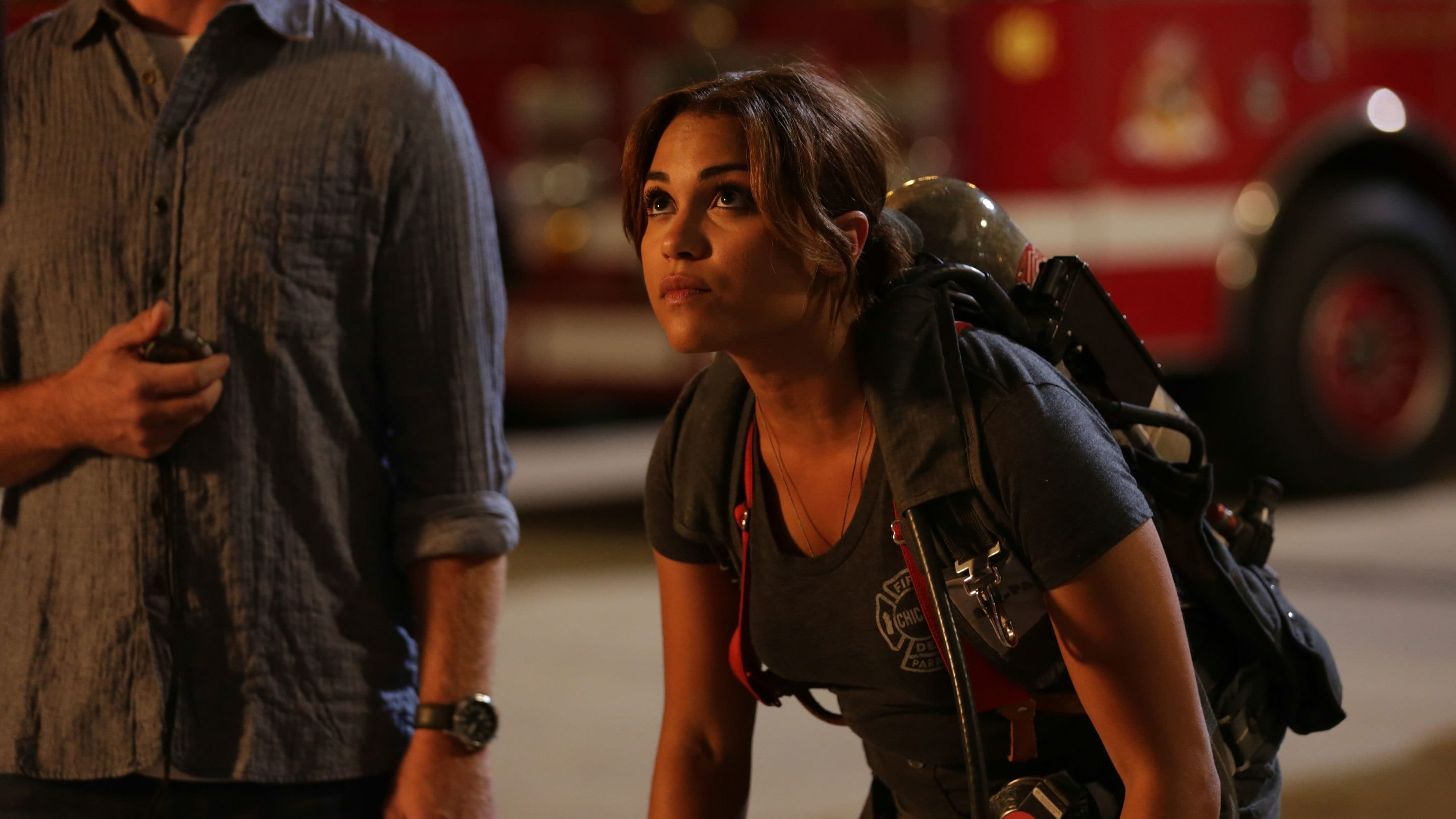Chicago Fire Season 3 :Episode 2  Blick nach vorn