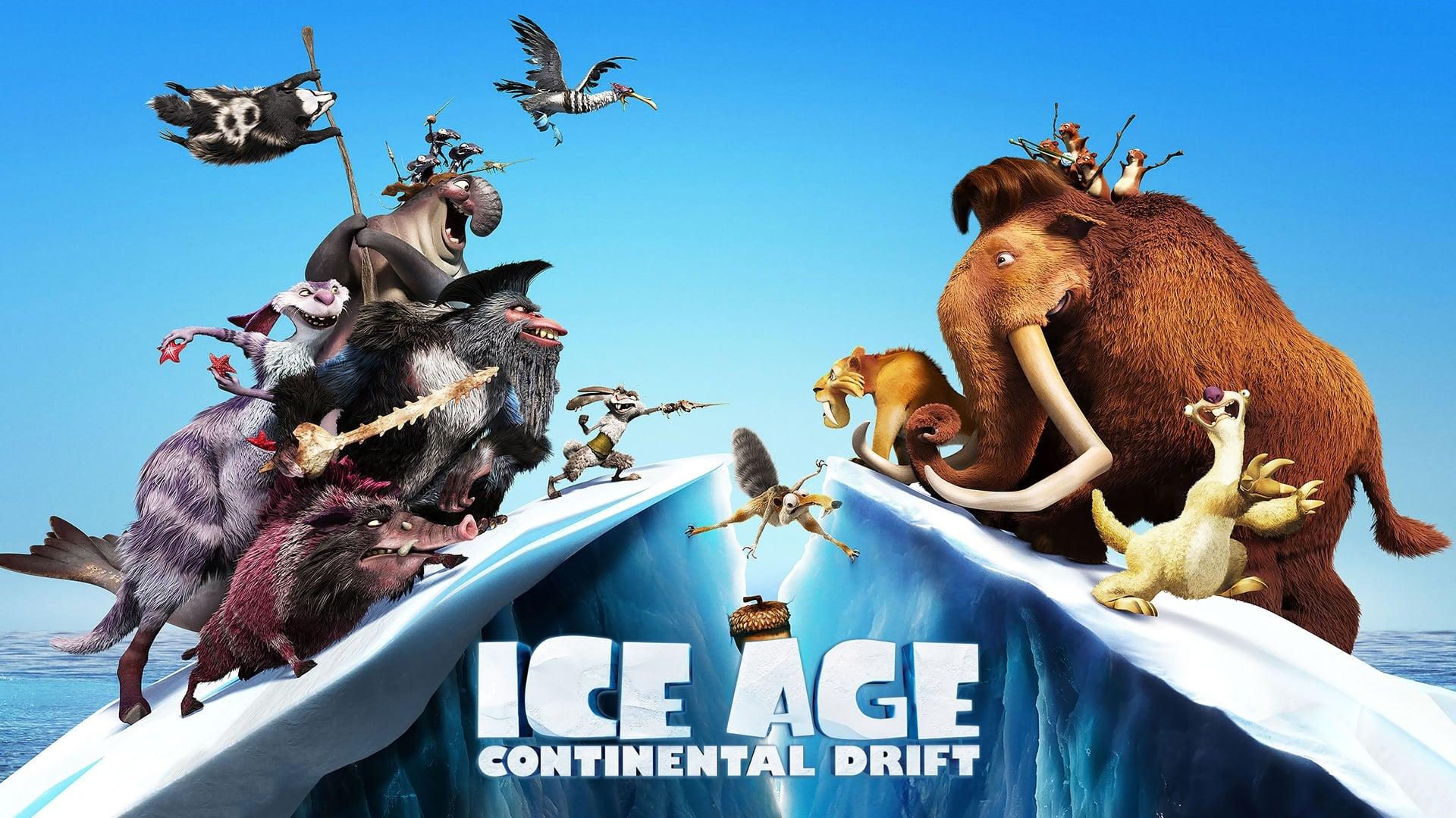 Ice Age 4: La formación de los continentes 2012
