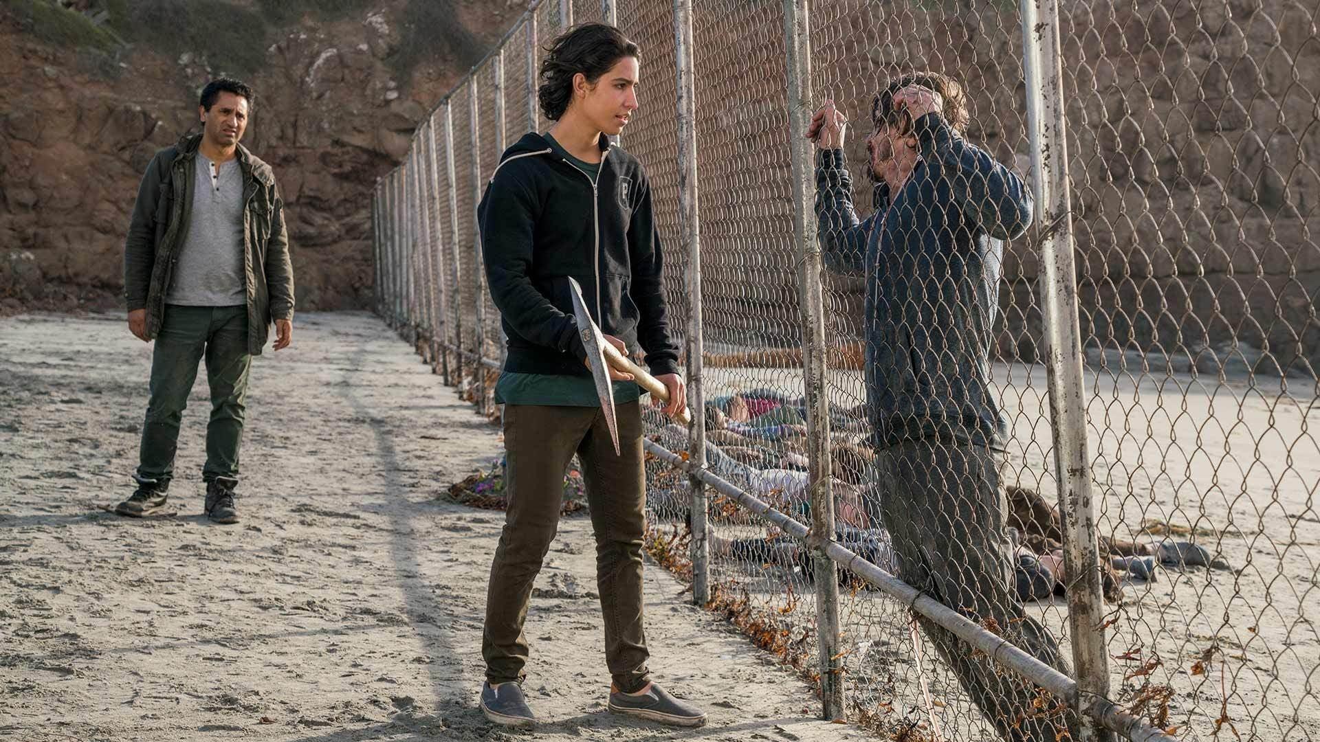 Fear the Walking Dead Season 2 :Episode 2  Wir alle versagen