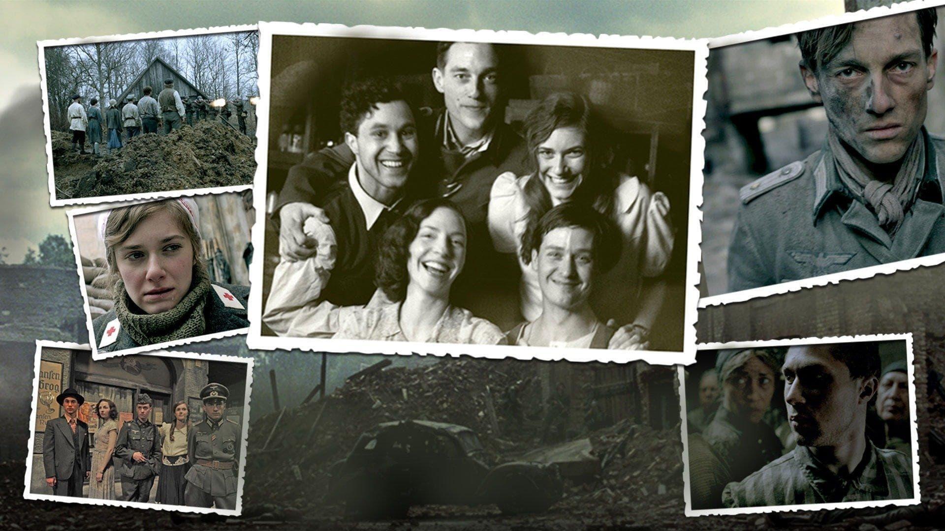 Maak kans op de miniserie Unsere Mütter, unsere Väter
