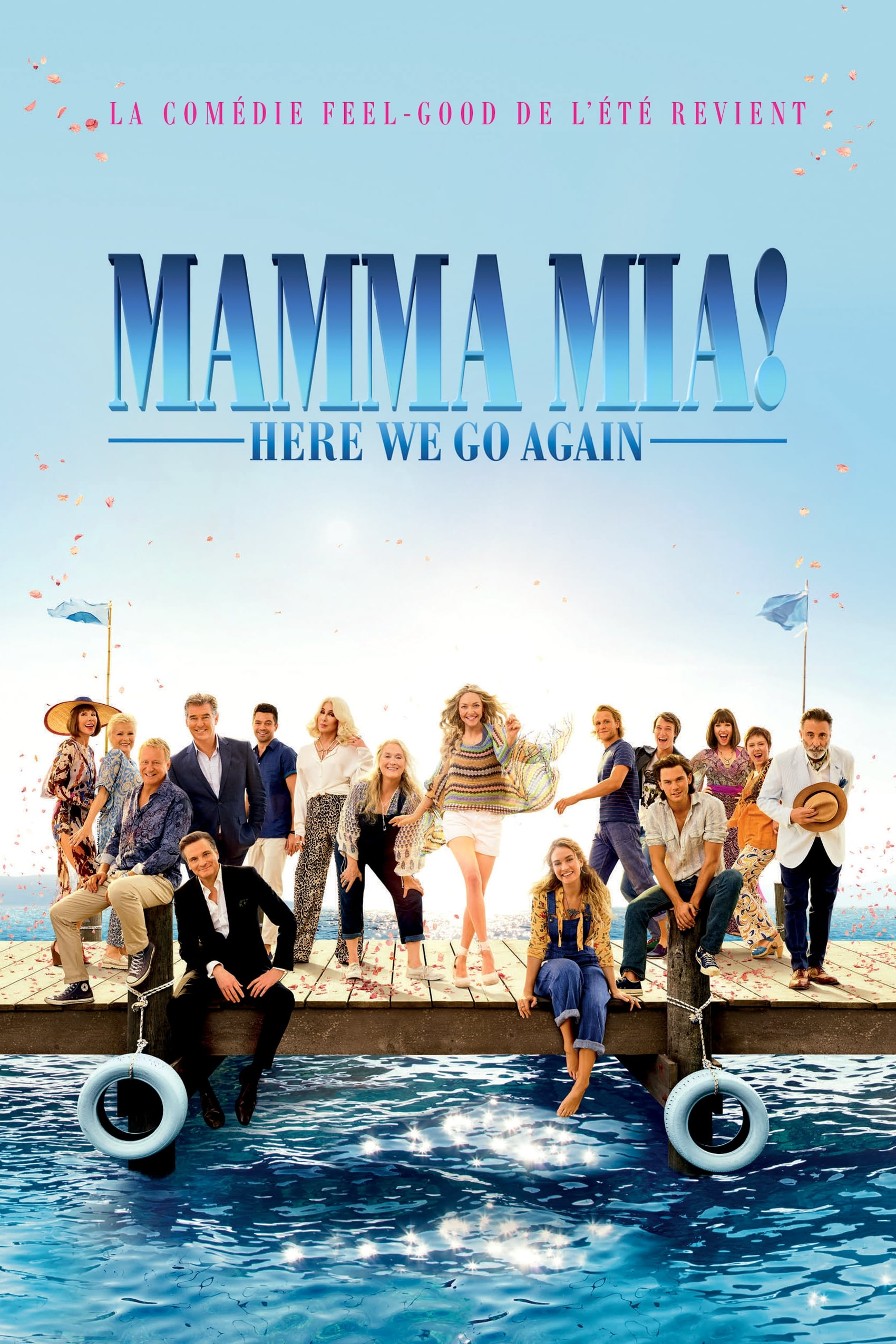 Mamma Mia ! Here We Go Again streaming