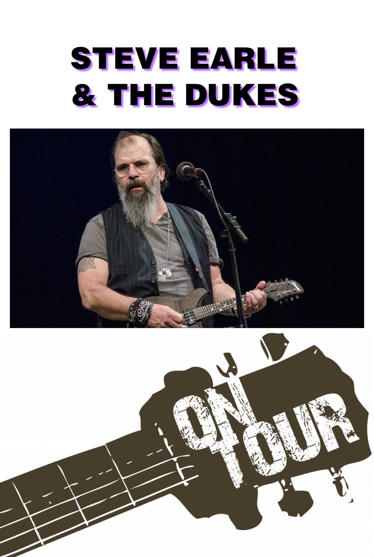On Tour: Steve Earle & The Dukes (2018)
