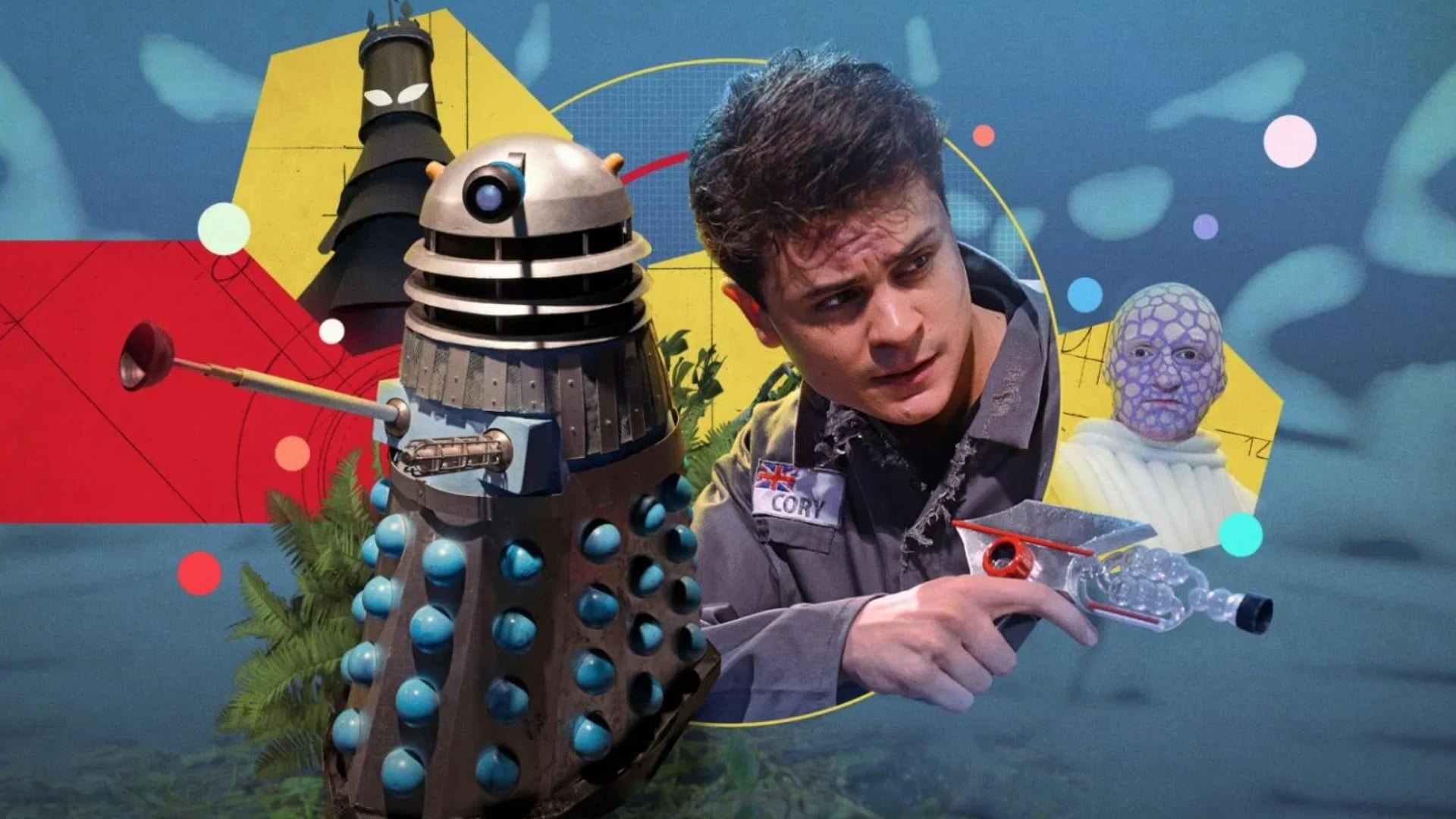 Doctor Who Season 3 :Episode 5  Mission to the Unknown