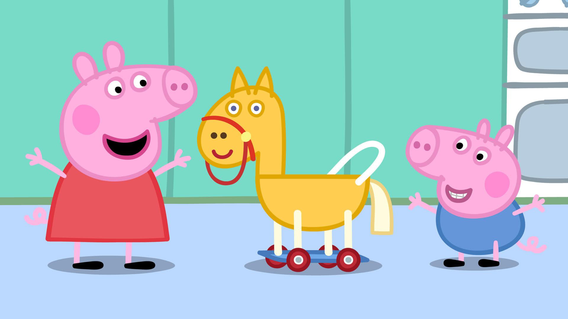 Peppa Pig Season 4 :Episode 4  Horsey Twinkle Toes