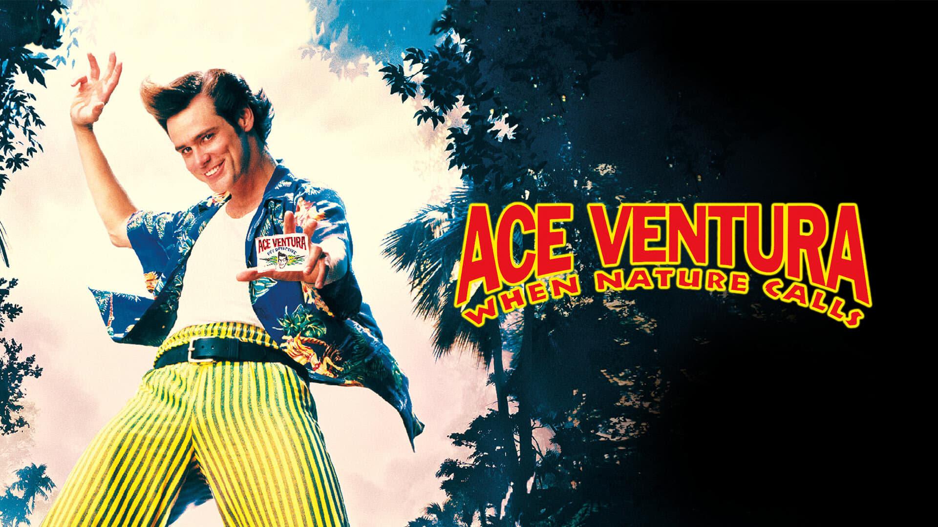 Ace Ventura 2: Cuando la naturaleza llama