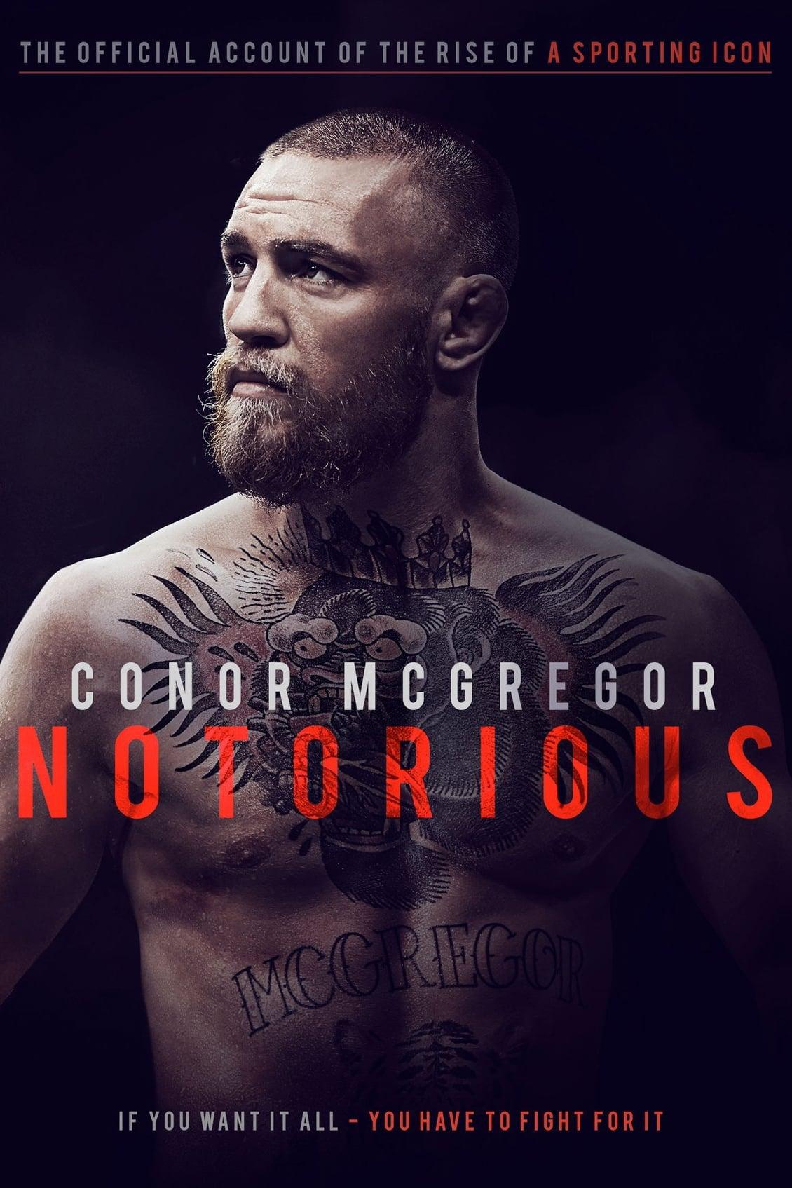 Conor McGregor: Notorious 2017 1080p Türkçe indir