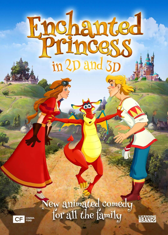 watch Enchanted Princess 2018 online free HD