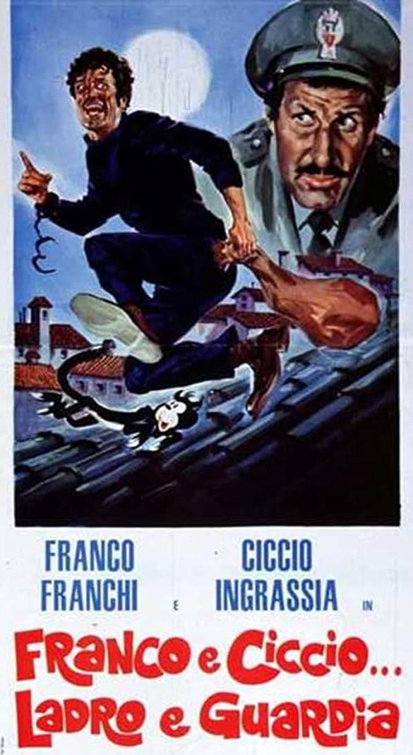 'Franco e Ciccio... Ladro e Guardia' (1970)