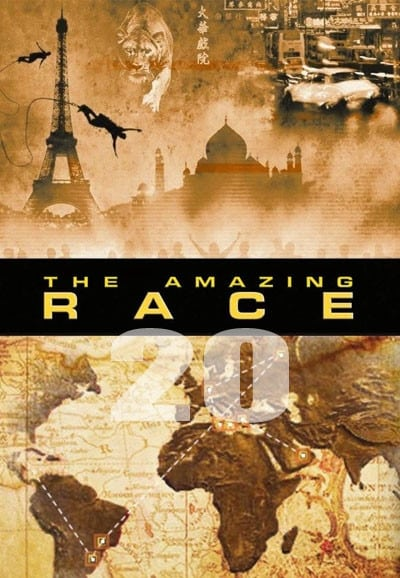 The Amazing Race Season 20