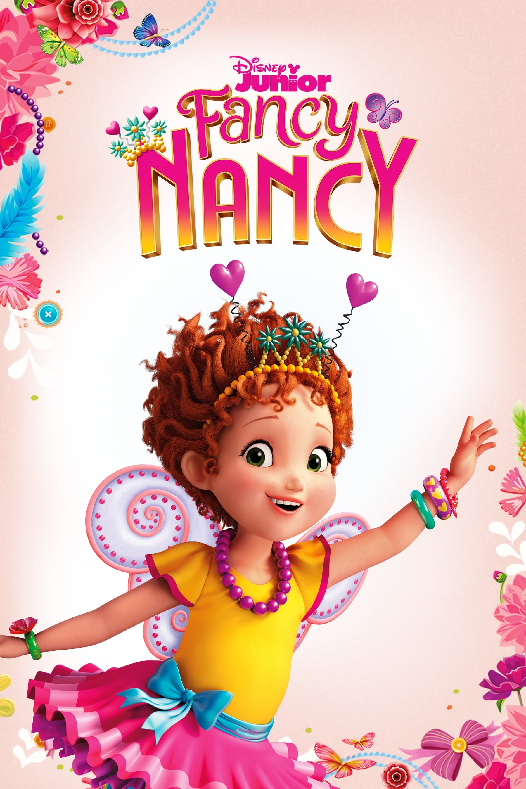 Fancy Nancy TV Shows About Female Protagonist