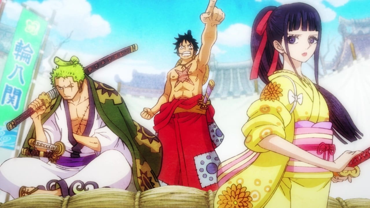 One Piece Season 21 :Episode 903  A Climatic Sumo Battle! Straw Hat vs. the Strongest Ever Yokozuna!