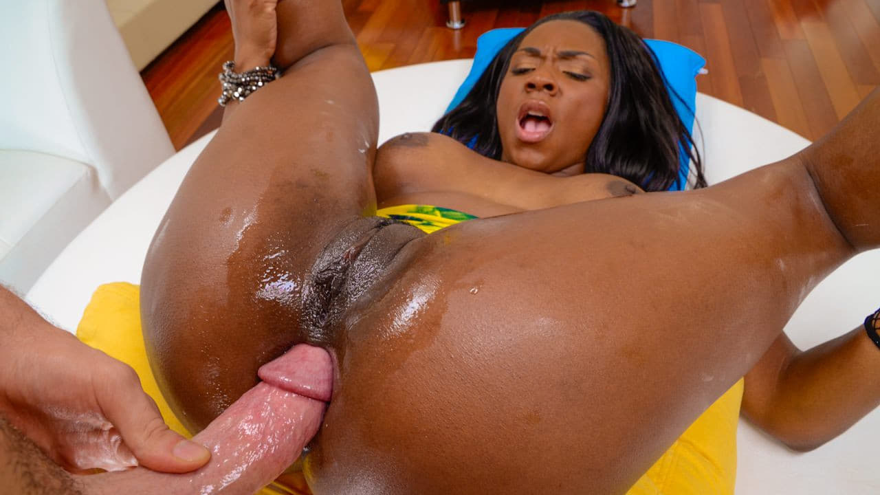 Good wet tight black anal, autumn raby female bodybuilder