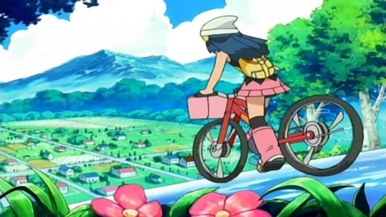 Pokémon Season 10 :Episode 1  Following a Maiden's Voyage!