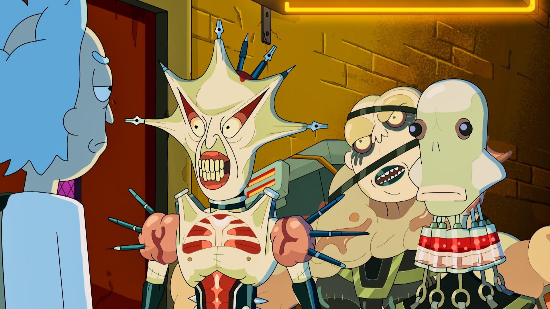Rick and Morty Season 5 :Episode 5  Amortycan Grickfitti