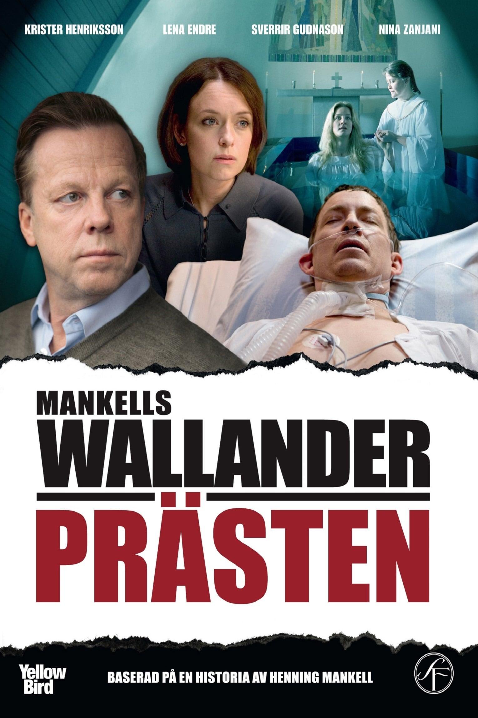 Wallander 19 - Prästen (2009)