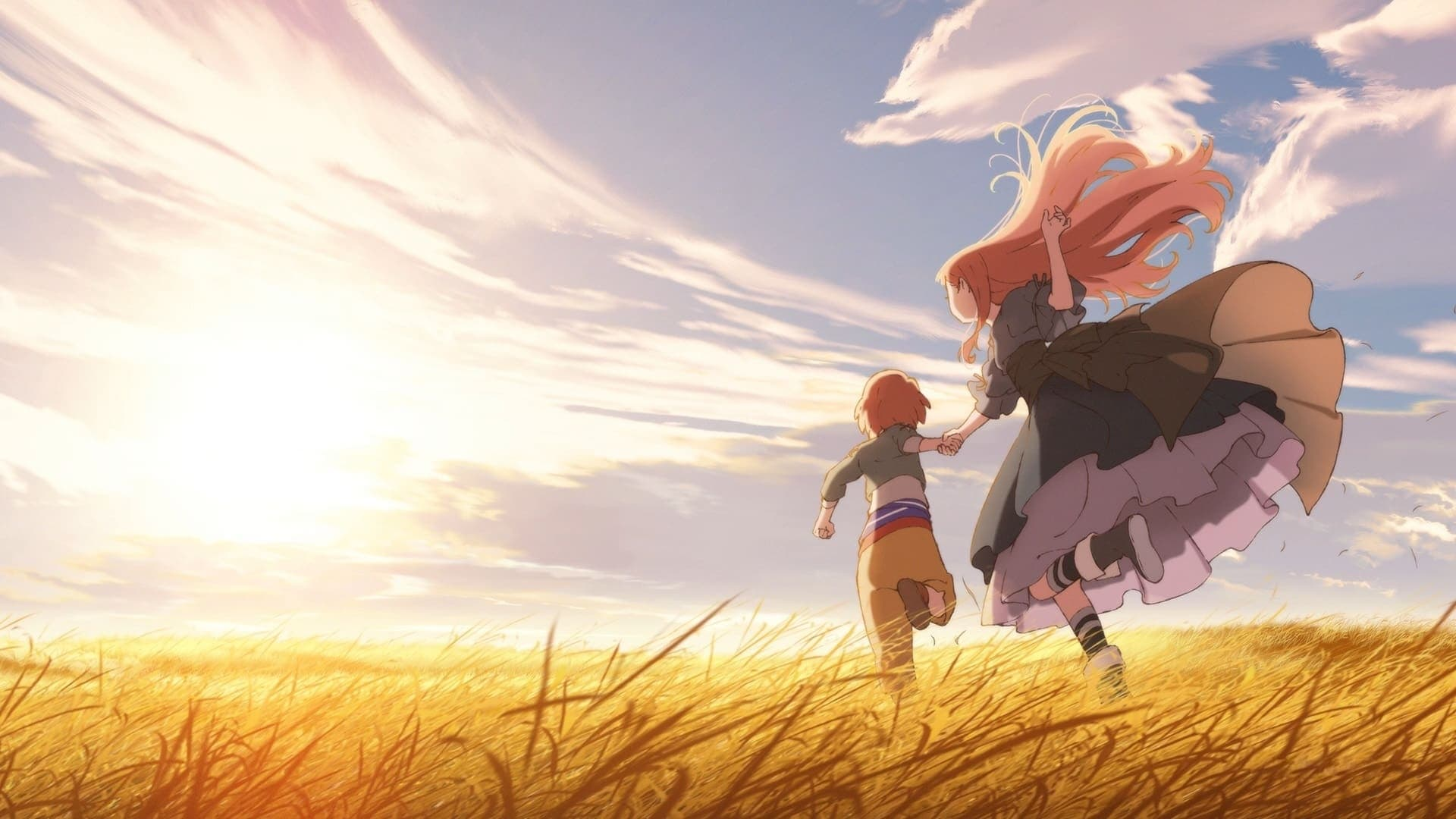 Maquia: When the Promised Flower Blooms Movie