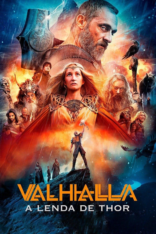 Imagem Valhalla: A Lenda de Thor