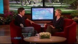 The Ellen DeGeneres Show Season 7 :Episode 25  Jason Bateman
