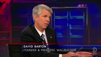 The Daily Show with Trevor Noah Season 16 :Episode 59  David Barton