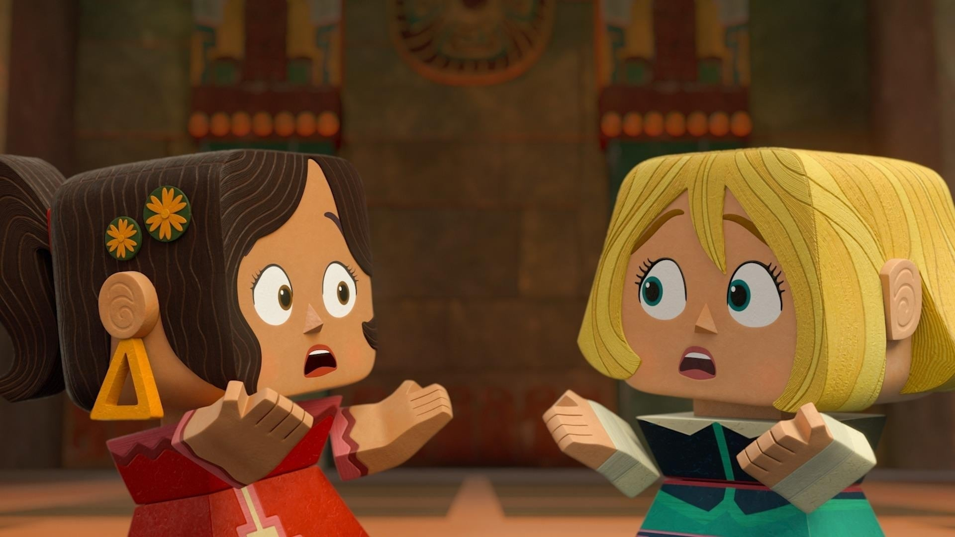Elena of Avalor Season 1 :Episode 25  Blockheads