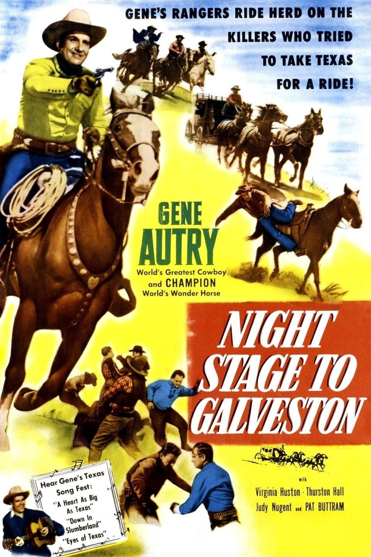 Night Stage to Galveston (1952)