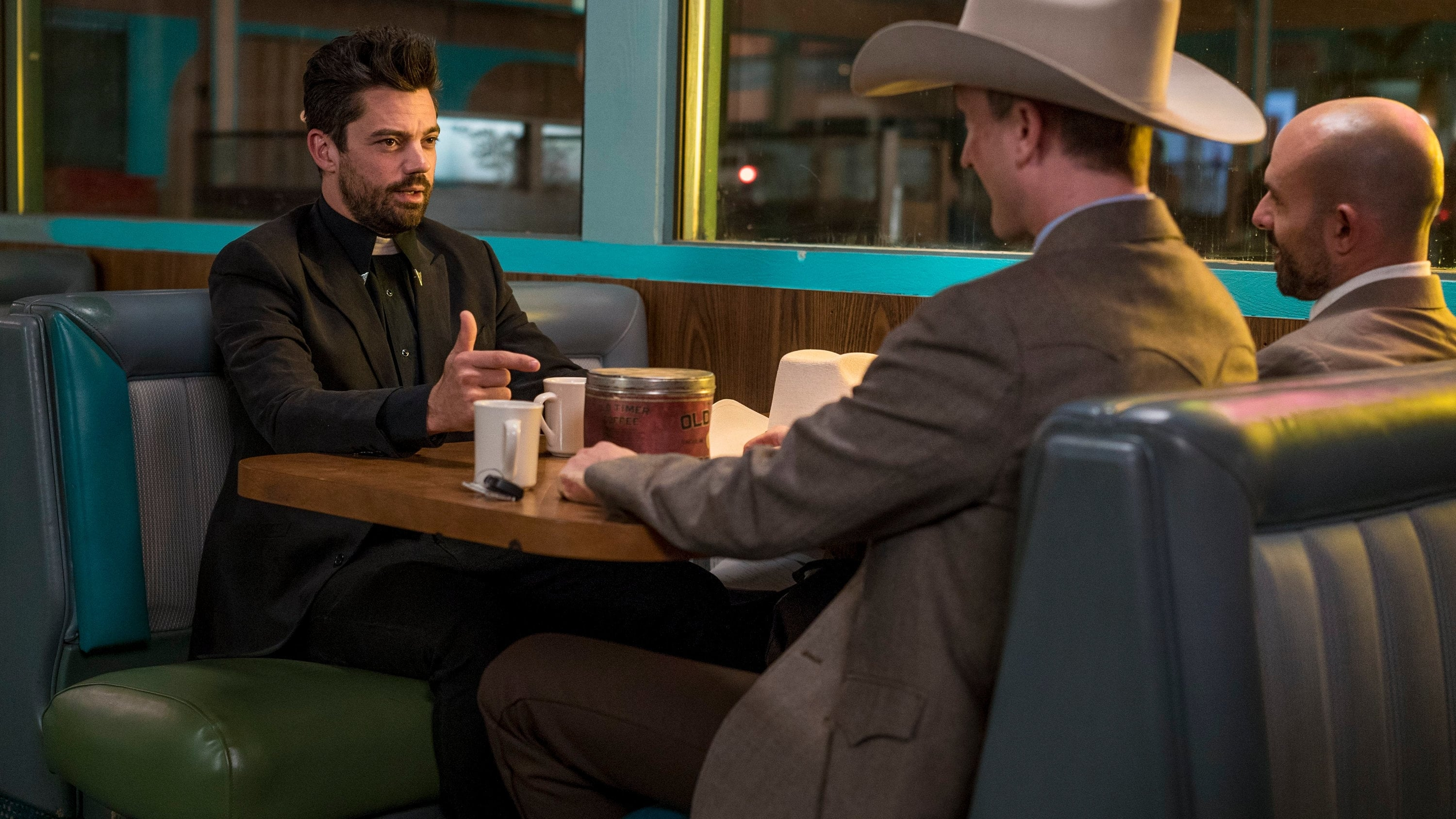 Preacher Season 1 :Episode 6  Sundowner