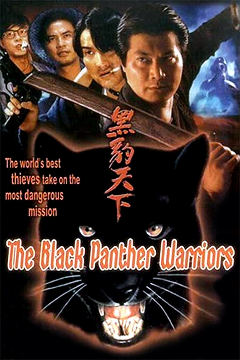The Black Panther Warriors (1993)
