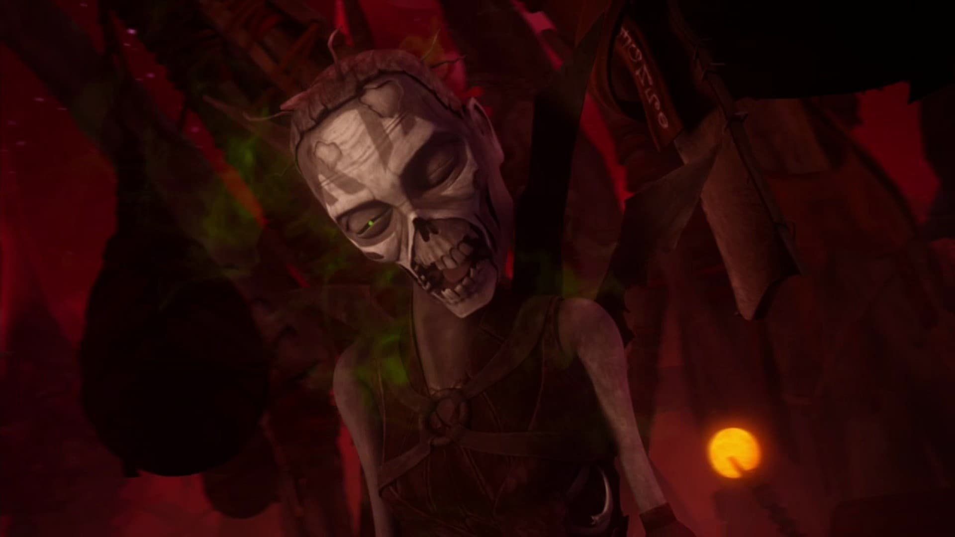 Star Wars: The Clone Wars Season 4 :Episode 19  Massacre