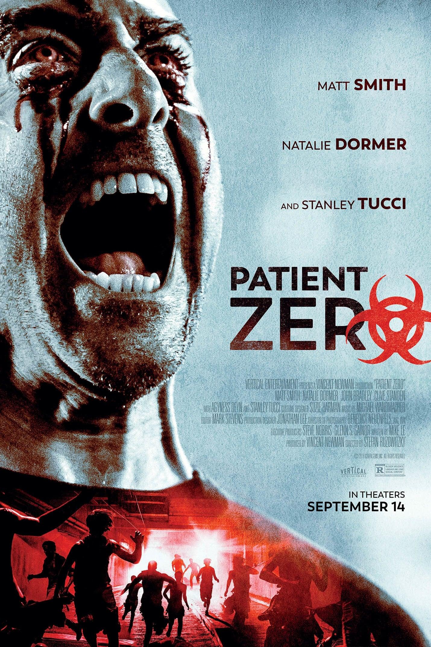 paciente zero