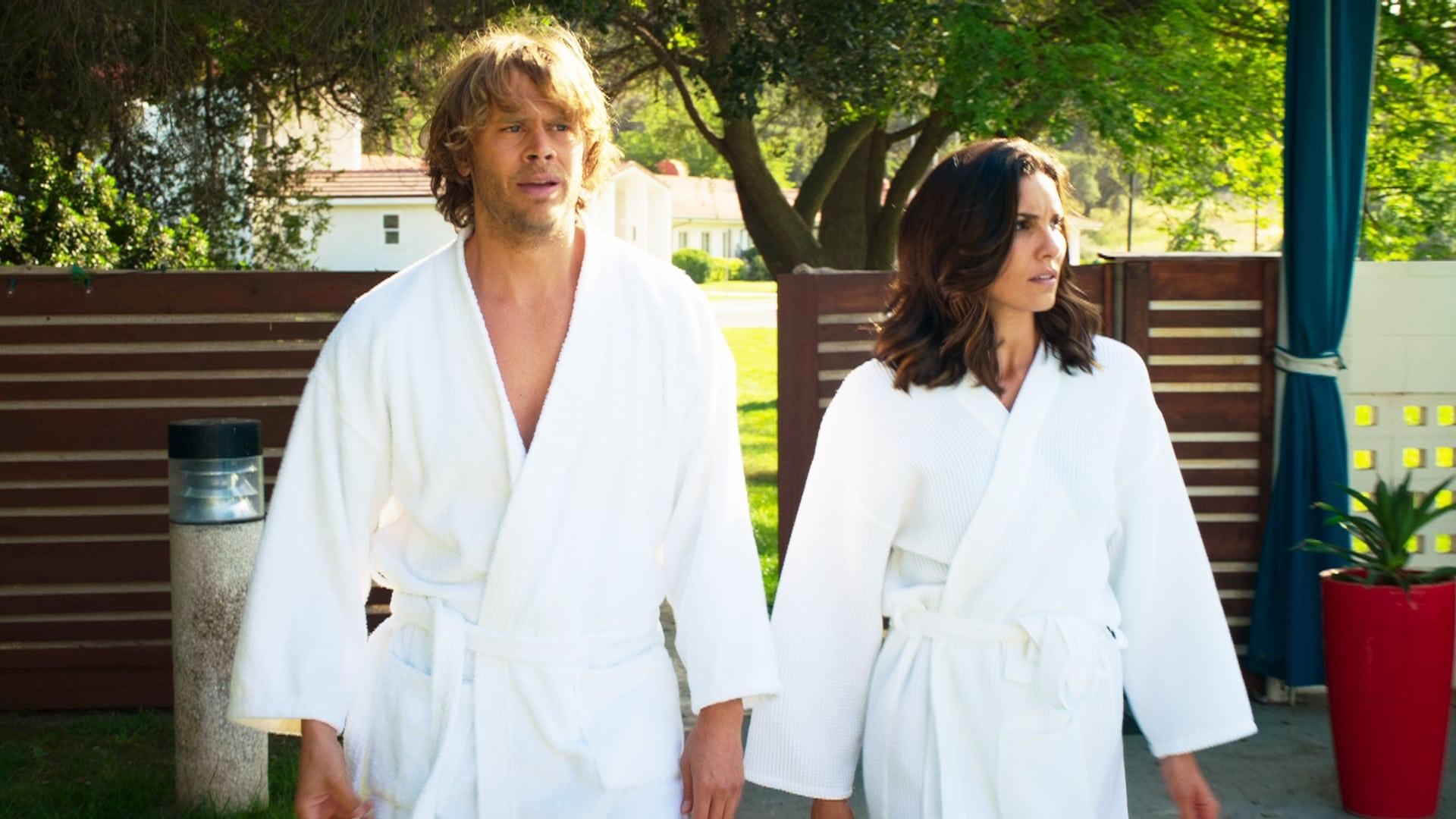 NCIS: Los Angeles Season 7 :Episode 7  An Unlocked Mind