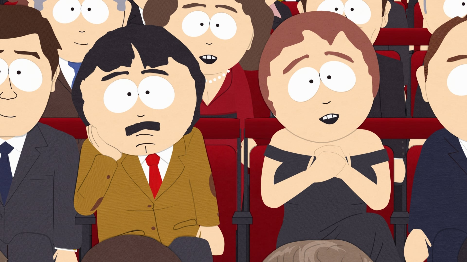 South Park - Season 15 Episode 11 : Broadway Bro Down