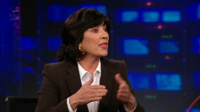 The Daily Show with Trevor Noah Season 18 :Episode 97  Christiane Amanpour